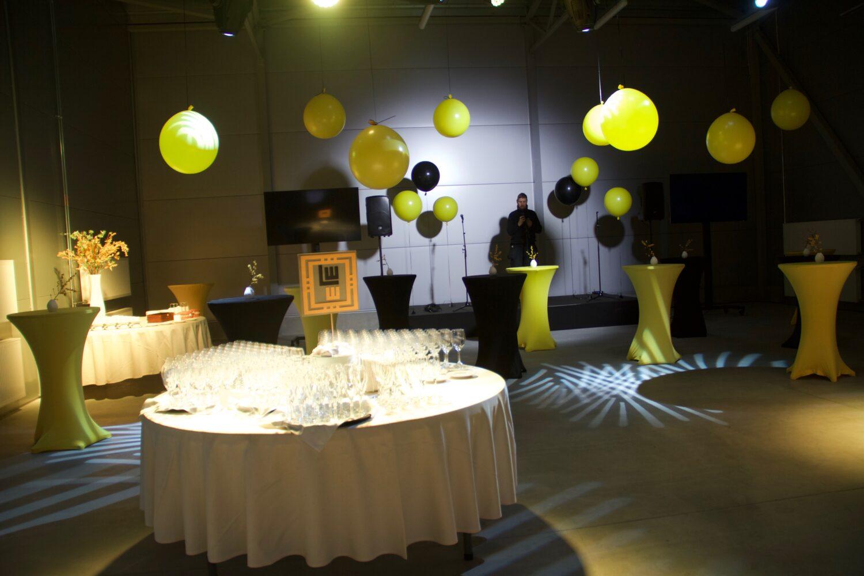 õhupallid üritusele