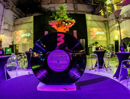 """TV3 """"Helide Aeg"""" – firmapeo dekoreerimine"""