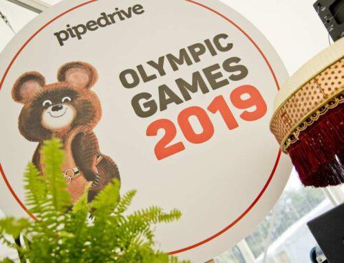 Olümpiamängude dekoratsioonid