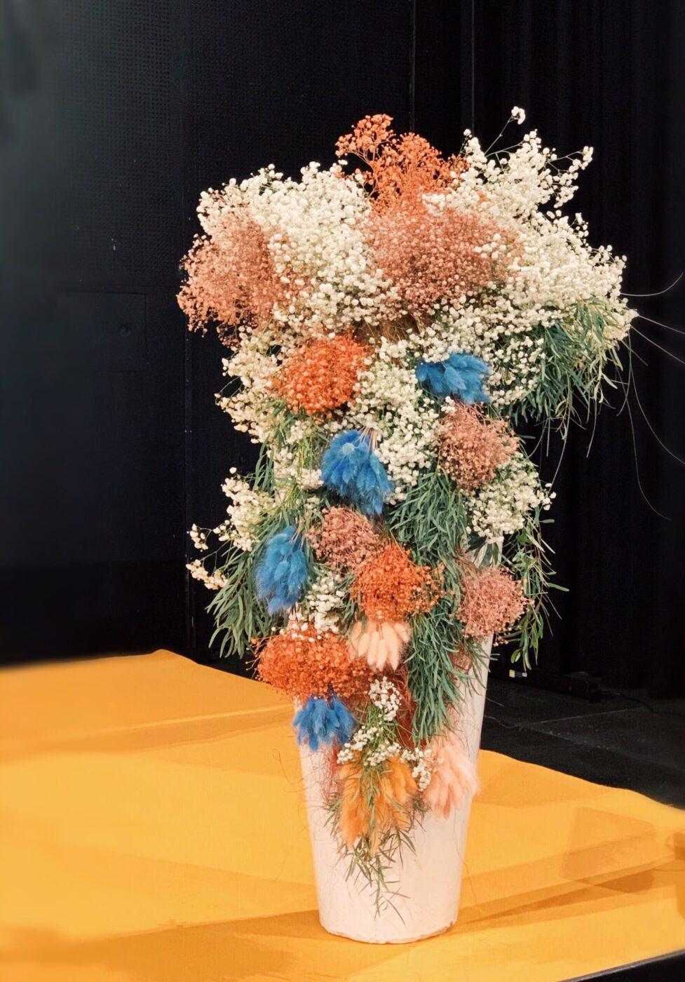 Lilled lavale, ürituste dekoreerimine, lava dekoratsioonid