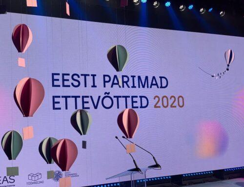 Eesti Parimad Ettevõtted 2020